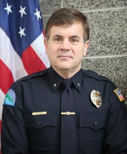 Law enforcement dating website