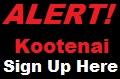 Alert! Kootenai Emergency Notification System