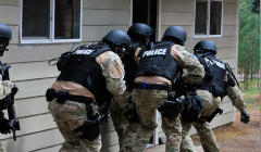Special Operations and SWAT
