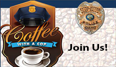Coffee with a Cop Scheduled