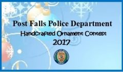 Handcrafted Ornament Contest 2017